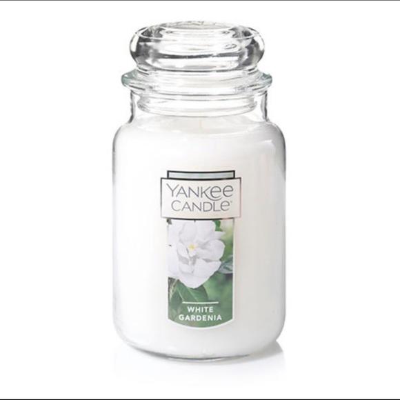 Yankee Candle White Gardenia